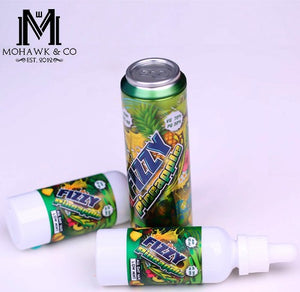 Mohawk & Co. - Fizzy Pineapple - 55 ml Shortfill