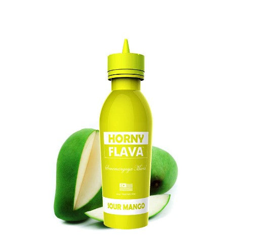 Horny Flava - Sour Mango - 55 ml Shortfill