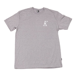 Le basique ''Pocket'' T-shirt - Gris