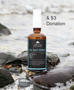 Sea Salt Spray+ & $3.00 Donation