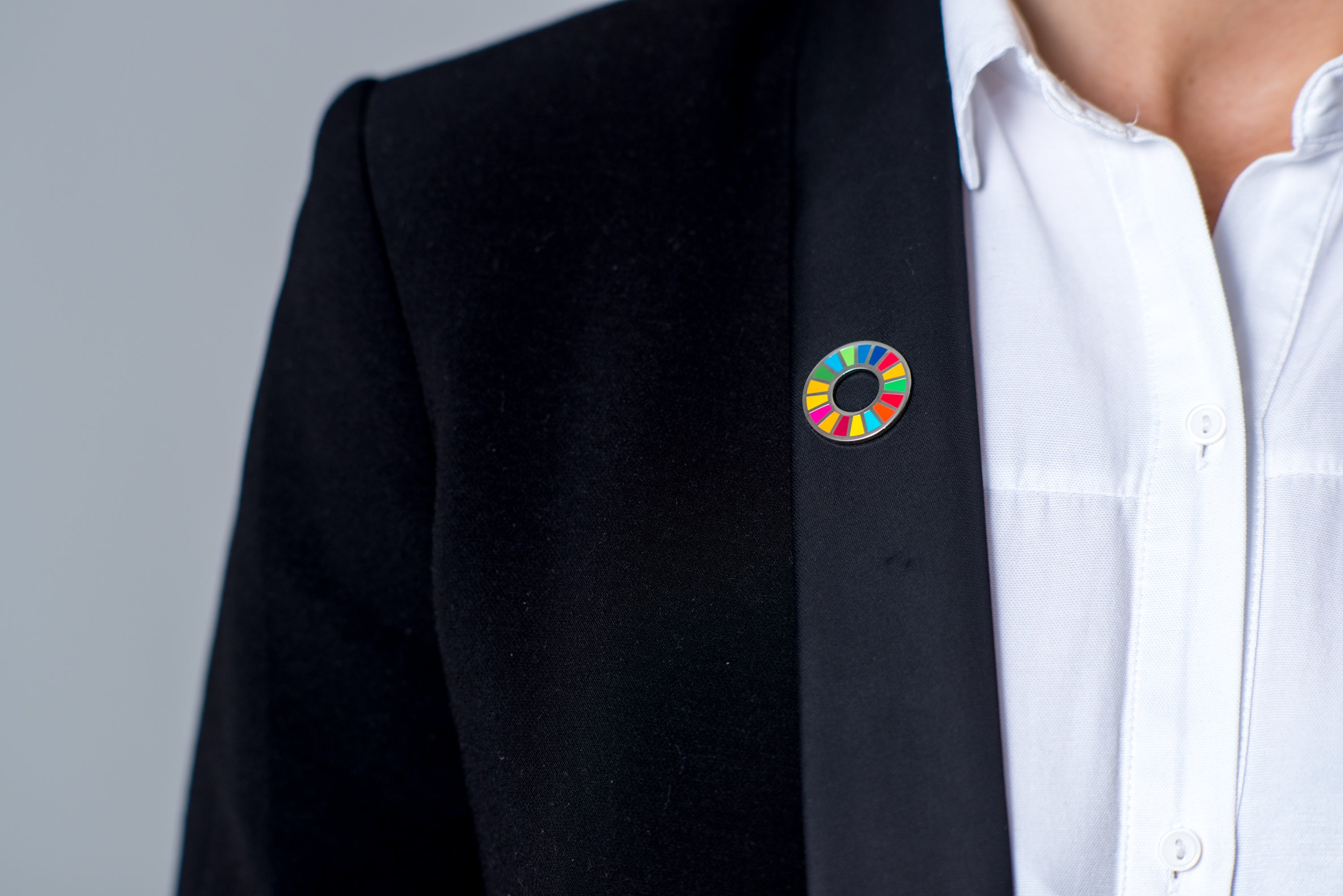 The Global Goals pin