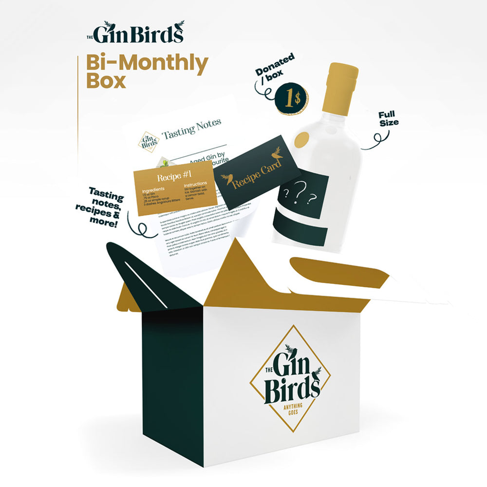 The Gin Birds Bi-Monthly Box