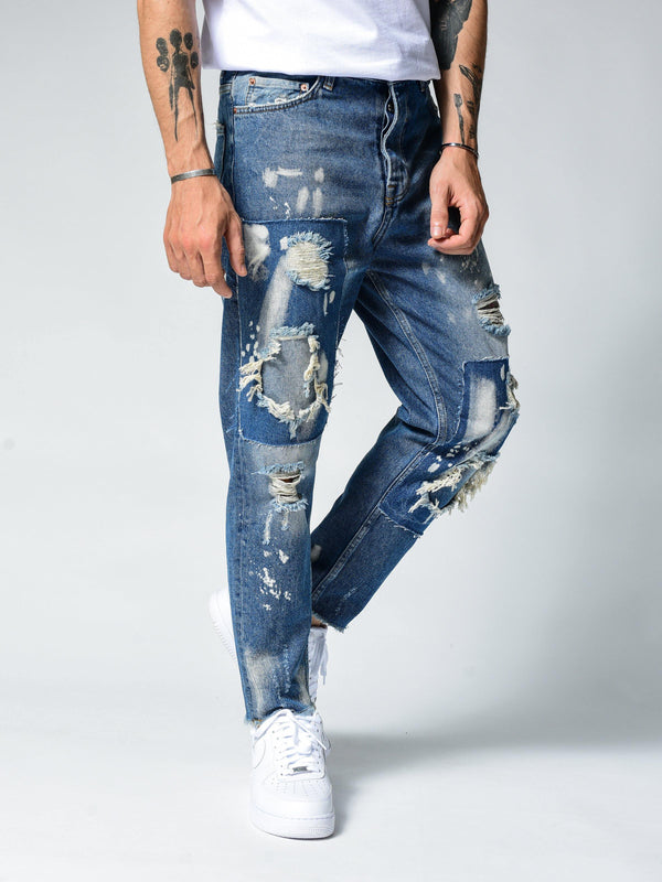 Warriors denim 4762