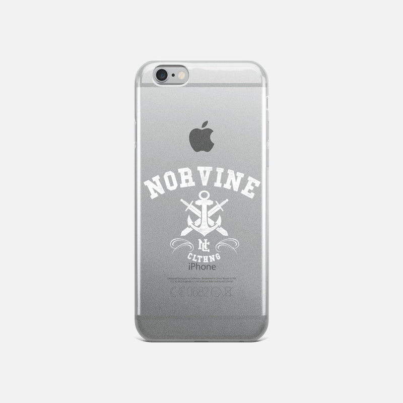 Anchor iPhone Case