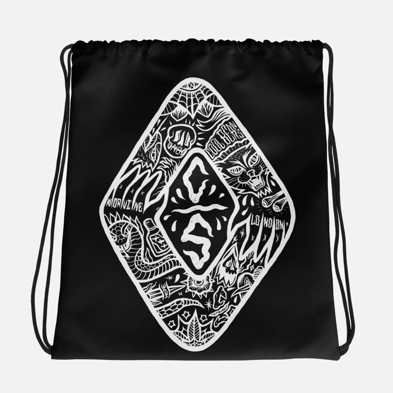 Keep Cool drawstring bag