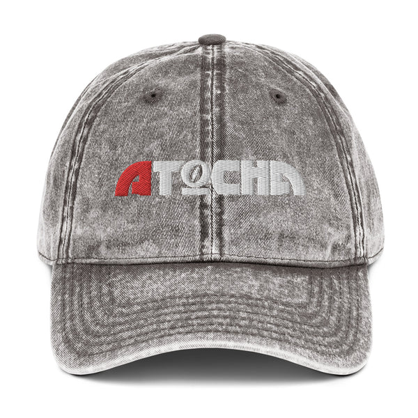 Atocha Vintage Cotton Twill Cap