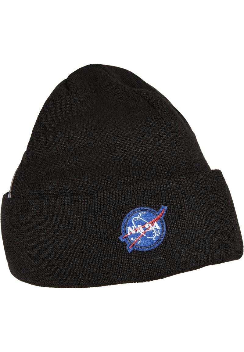 NASA Embroidery Beanie