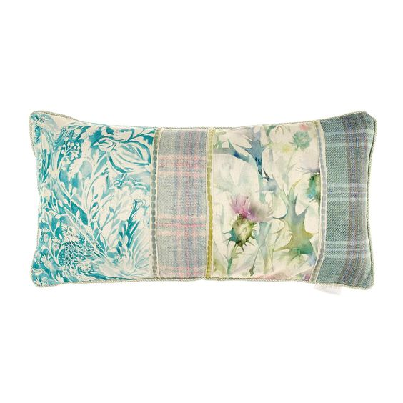 Voyage Maison, Cushion,  Allie Mae Living ,  Circiun Patchwork Filled Cushion - Allie Mae Living
