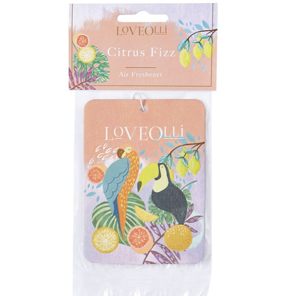 Citrus Fizz Air Freshener