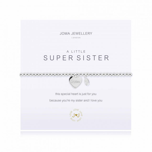 Joma Jewellery, Jewellery,  Allie Mae Living ,  A Little Super Sister Bracelet - Allie Mae Living