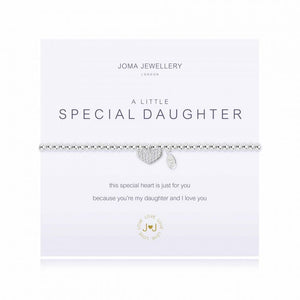 Joma Jewellery, Jewellery,  Allie Mae Living ,  A Little Special Daughter Bracelet - Allie Mae Living