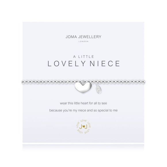 Joma Jewellery, Jewellery,  Allie Mae Living ,  A Little Lovely Niece Bracelet - Allie Mae Living