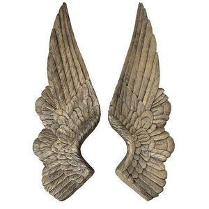 SET 2 GOLD WINGS (6672692445344)