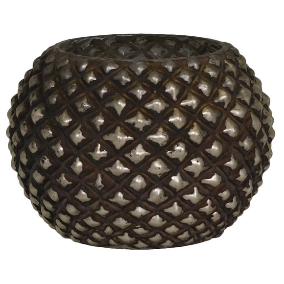 Black Gold Candle Holder (6673885102240)