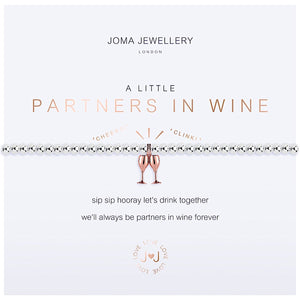 A Little Partners in Wine