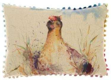 Voyage Maison, Cushion,  Allie Mae Living ,  Majestic Grouse Filled Cushion - Allie Mae Living (4550598721632)