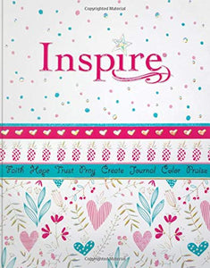 Inspire for Girls Creative Journaling Bible