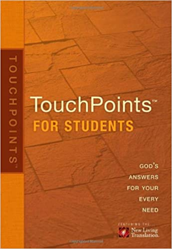 Touch Points for Students (God's Answer for Your Every Need) (5389757218976)