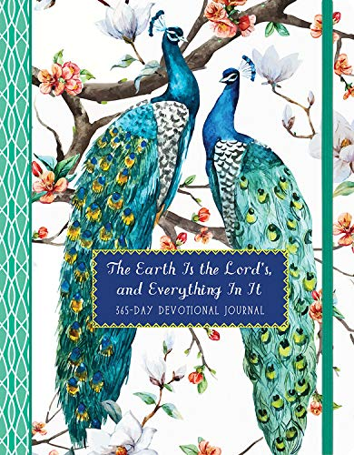 The Earth is The Lord's (365-Day Devotional Journal)