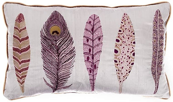 Voyage Maison, Cushion,  Allie Mae Living ,  Samuai (Heather) Filled Cushion - Allie Mae Living
