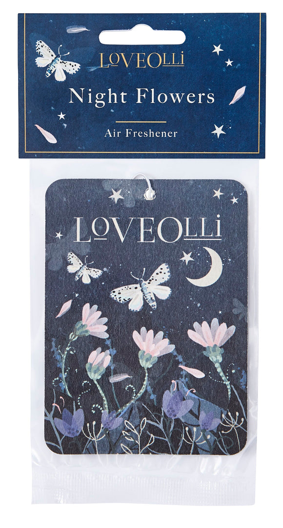 Love Olli, Air Freshener,  Allie Mae Living ,  Night Flowers Scent Air Freshner - Allie Mae Living