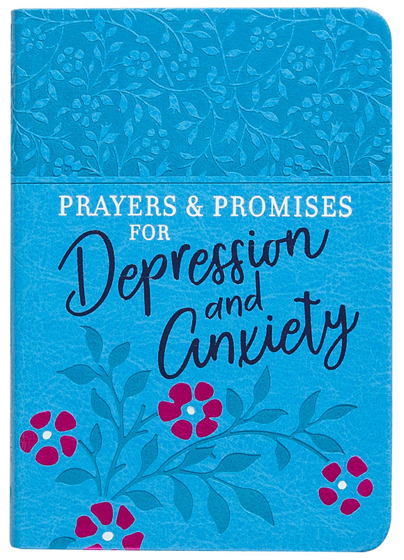 Prayers & Promises for Depression & Anxiety