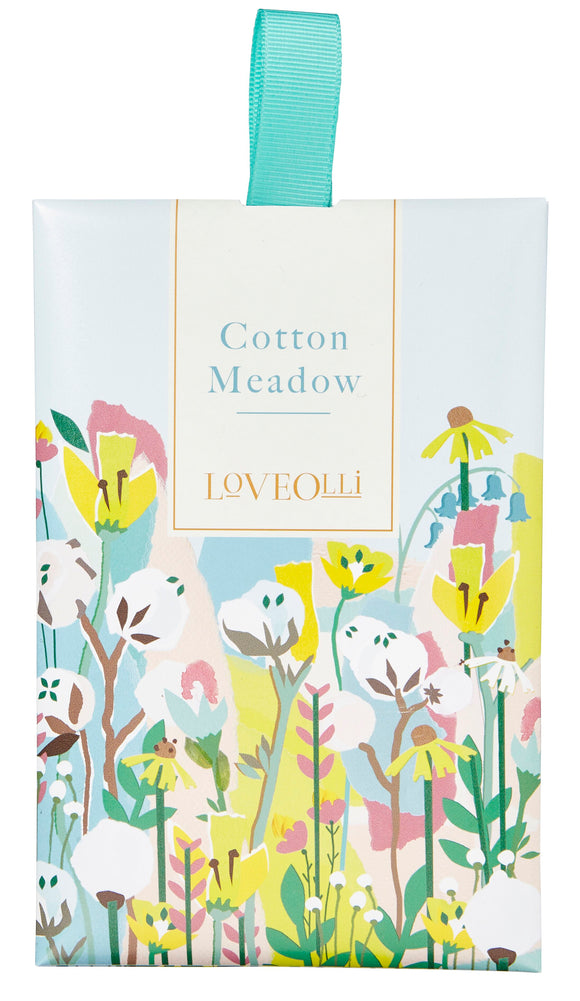 Love Olli, Air Freshener,  Allie Mae Living ,  Cotton Meadow Scented Sachet - Allie Mae Living