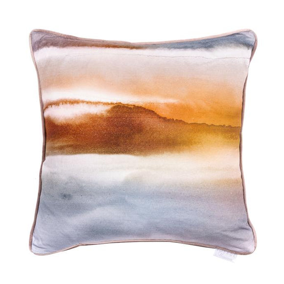 Fjord Russet Feather Filled Cushion 43x43 (6675150307488)
