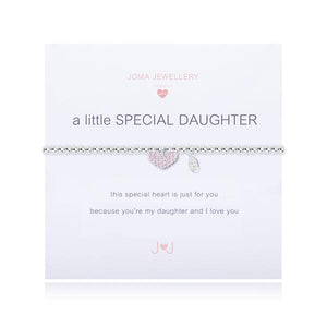 A Little Special Daughter (Girls) Bracelet