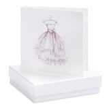 Crumble and Core, Cards,  Allie Mae Living ,  Boxed Dress Earring Card - Allie Mae Living