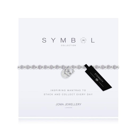 Joma Symbol Collection Bracelet - Eternity