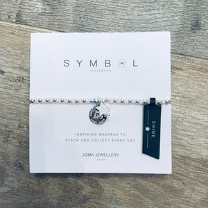 Joma Symbol Collection Bracelet - Shine