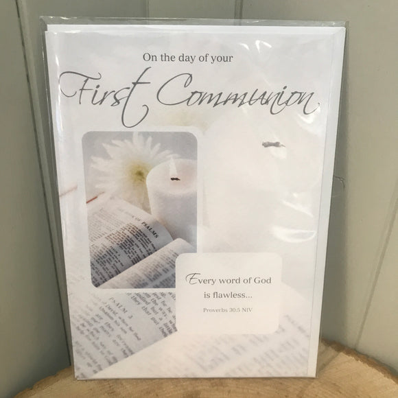 Communion Card (6692179542176)