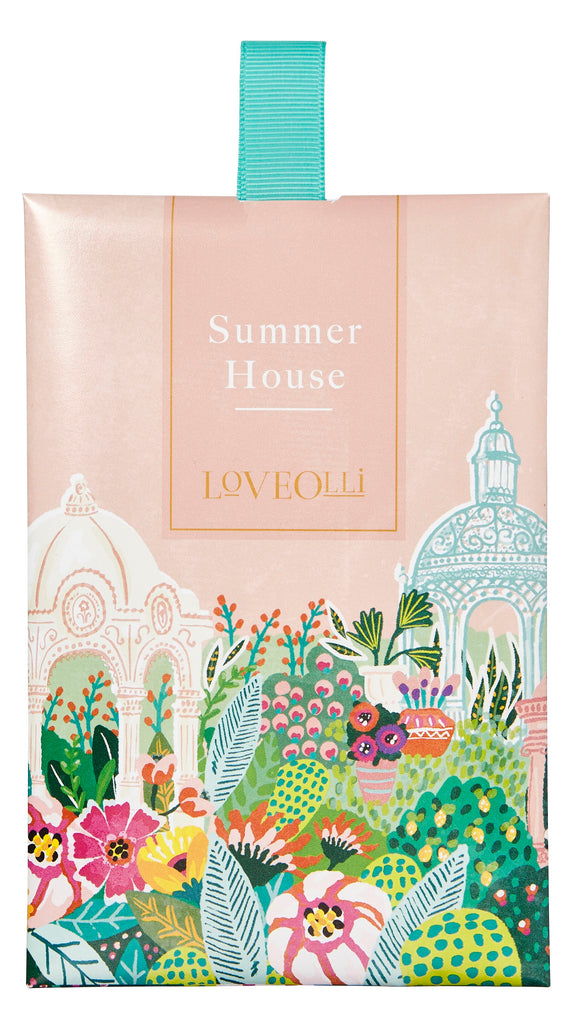Love Olli, Air Freshener,  Allie Mae Living ,  Summer House Scented Sachet - Allie Mae Living