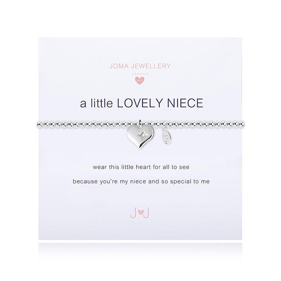 Joma Jewellery, Children's,  Allie Mae Living ,  A Little Lovely Niece Bracelet (Child's) - Allie Mae Living
