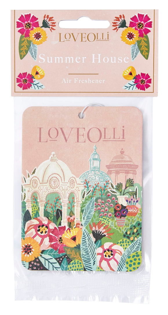 Love Olli, Air Freshener,  Allie Mae Living ,  Summer House Scent Air Freshner - Allie Mae Living