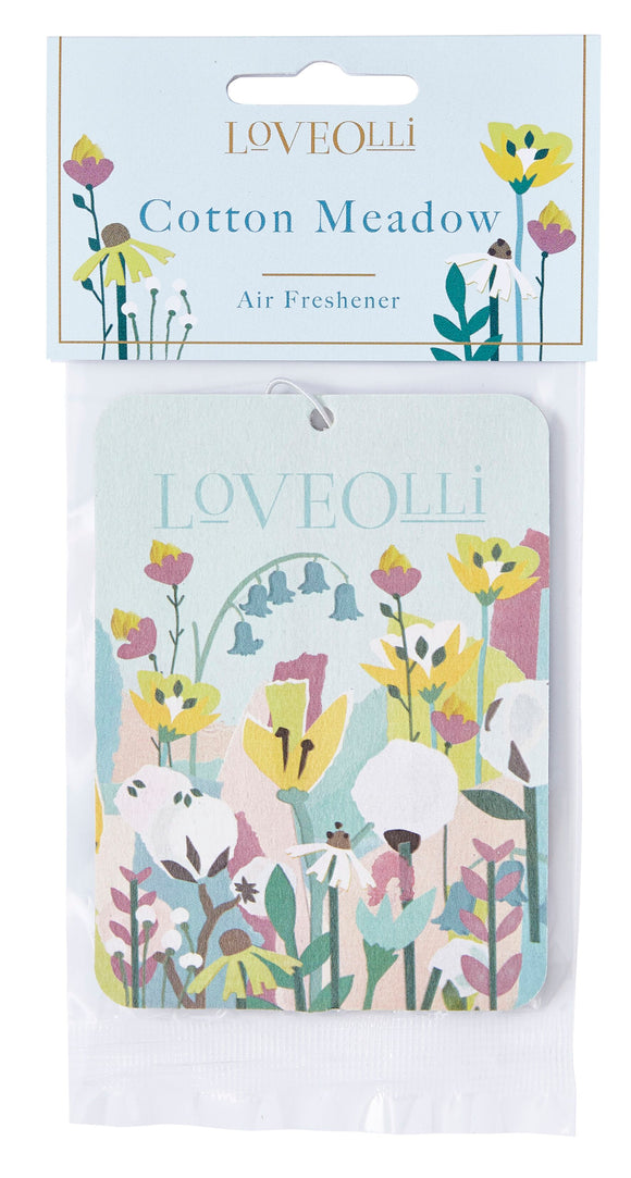 Love Olli, Air Freshener,  Allie Mae Living ,  Cotton Meadow Scent Air Freshner - Allie Mae Living