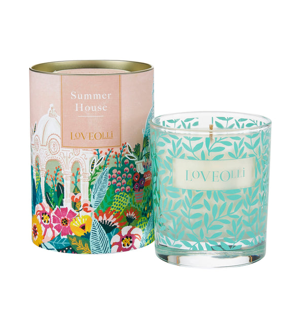 Love Olli, Candle,  Allie Mae Living ,  Summer House Candle - Allie Mae Living