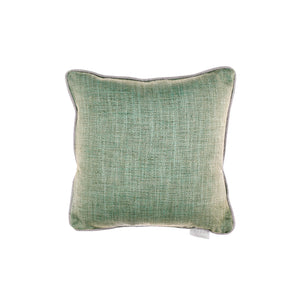 Voyage Maison, Cushion,  Allie Mae Living ,  Jedburgh Flip Flop (Sage) Filled Cushion - Allie Mae Living (4550659375200)