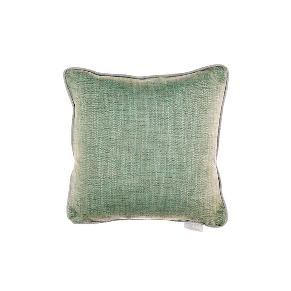 Voyage Maison, Cushion,  Allie Mae Living ,  Jedburgh Flip Flop (Sage) Filled Cushion - Allie Mae Living