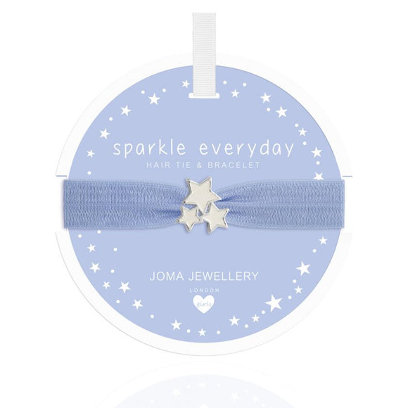 Joma Jewellery, Children's,  Allie Mae Living ,  Stardust Hair Tie (Sparkle Everyday) - Allie Mae Living