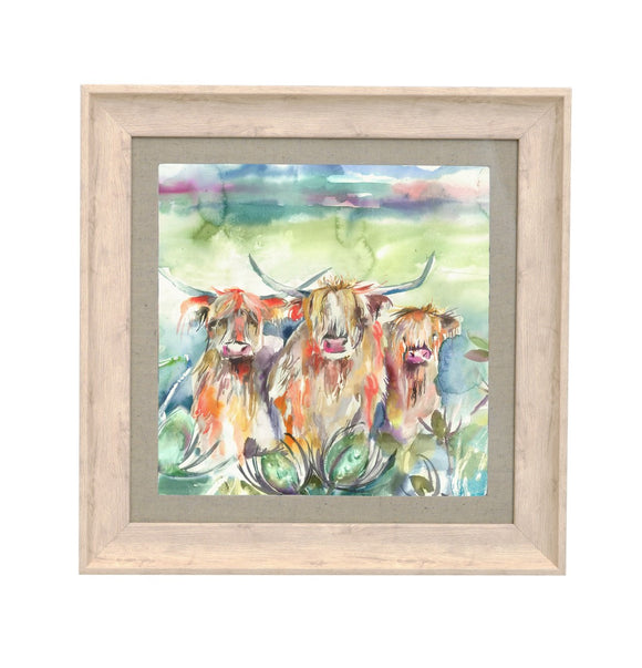 Voyage Maison, Framed Print,  Allie Mae Living ,  HEILAN HERD BIRCH - Allie Mae Living