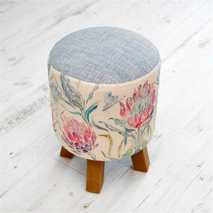 Voyage Maison, Stool,  Allie Mae Living ,  Voyage Monty Stool - Protea - Allie Mae Living
