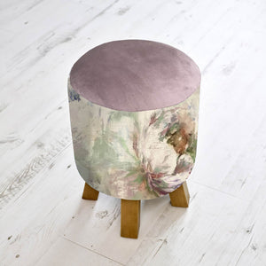 Voyage Maison, Stool,  Allie Mae Living ,  ROSEUM MONTY STOOL - Allie Mae Living