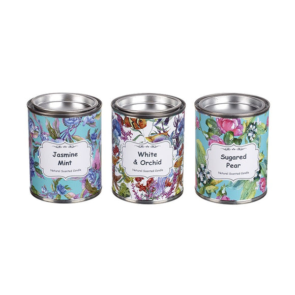 Heaven Sends, Candle,  Allie Mae Living ,  Scented Tin Candles - Allie Mae Living