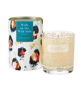 Love Olli, Candle,  Allie Mae Living ,  Walk On The Wild Side Candle - Allie Mae Living