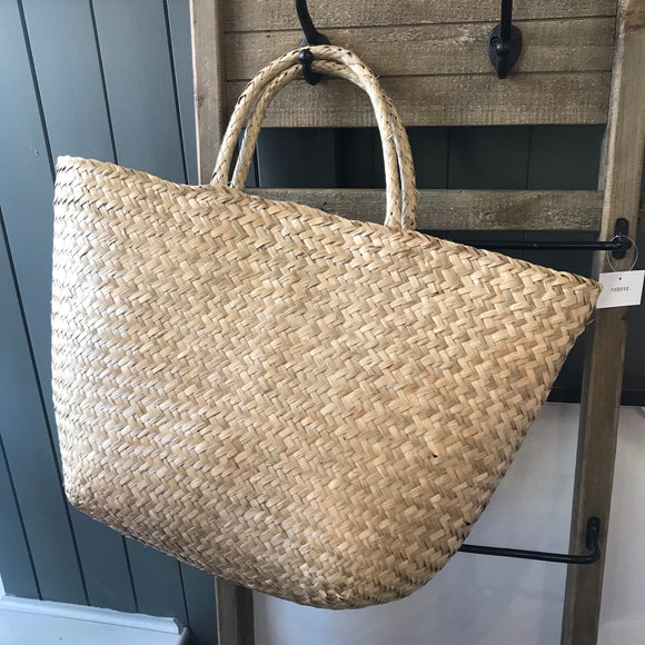 Natural Seagrass Handbag