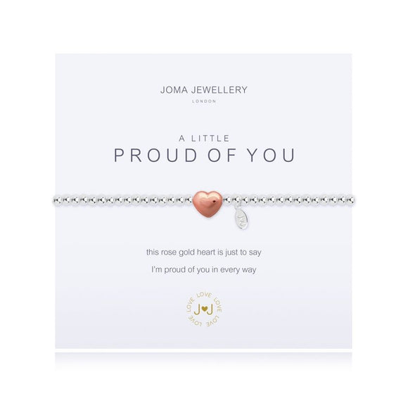 Joma Jewellery, Jewellery,  Allie Mae Living ,  A Little Proud of You Bracelet - Allie Mae Living