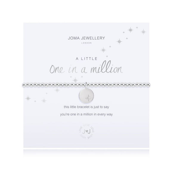 Joma Jewellery, Jewellery,  Allie Mae Living ,  A Little One in a Million Bracelet - Allie Mae Living
