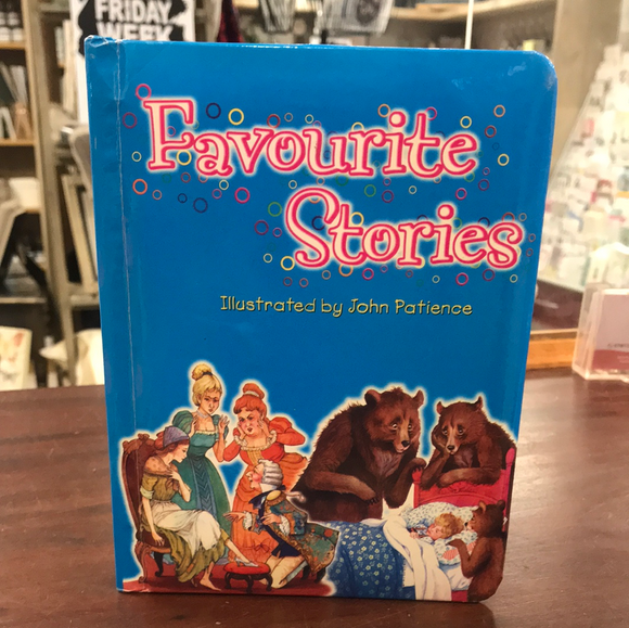 Favourite Stories | Cinderella and Goldilocks (5928823849120)